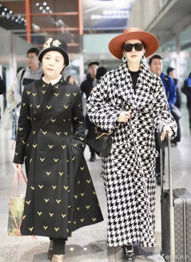 Sương sương vài tấm ảnh tại sân bay, Phạm Băng Băng chứng minh đẳng cấp và thần thái nữ hoàng nhan sắc Cbiz - Ảnh 5.