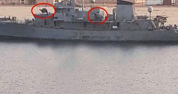 Libya: Láng giềng của Iran bí mật bán tàu chiến cũ cho quân của tướng Haftar với giá cao gấp... 12 lần - Ảnh 1.