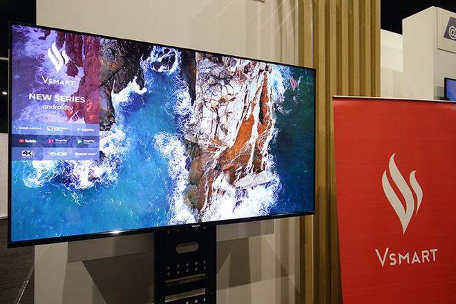 Vì sao Vsmart lại chọn TV mà không phải là tablet, laptop hay các loại thiết bị thông minh khác? - Ảnh 1.