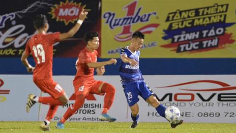 Thắng dễ U20 Việt Nam, Bình Dương vô địch BTV Cup - Ảnh 1.