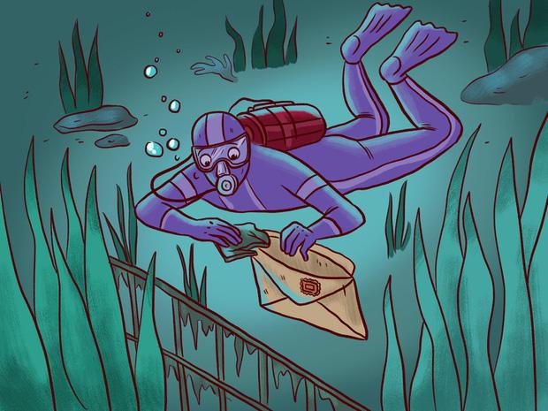 Từ trẻ con cho đến xác cá thối: 6 món hàng quái đản nhất lịch sử từng được ship vào thời bưu điện còn thịnh hành - Ảnh 4.