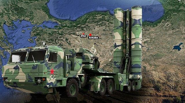 Hệ thống tên lửa phòng không S-400 Thổ Nhĩ Kỳ đột nhiên biến mất không dấu vết - Ảnh 5.