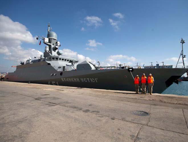 Căn cứ hải quân duy nhất ở nước ngoài mà Nga định đầu tư thêm 500 triệu USD - Ảnh 9.