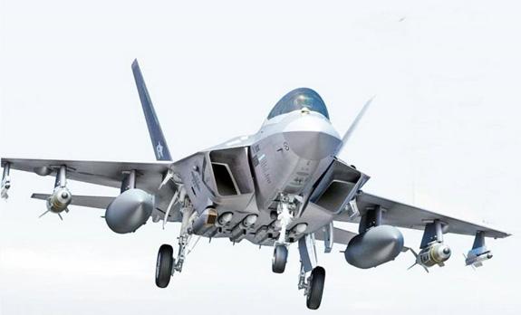 Hàn Quốc và tham vọng máy bay chiến đấu tương lai KF-X - Ảnh 2.