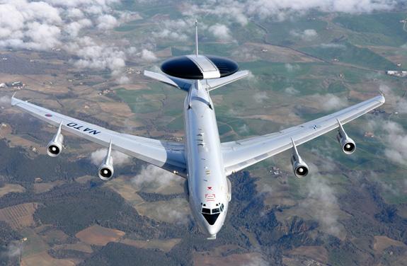 """NATO nâng cấp quy mô lớn """"radar bay"""" E-3A - Ảnh 1."""