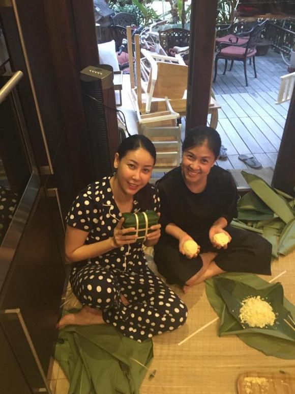 Diễn viên Kim Thư: Từ bà trùm ở nhà 3 triệu USD đến bán xôi, lập nghiệp ở tuổi U40 - Ảnh 8.