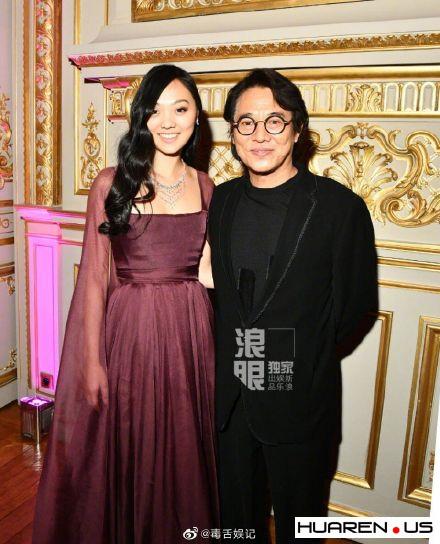 Con gái Lý Liên Kiệt khí chất nổi bật tại vũ hội dành cho con nhà giàu Paris - Ảnh 2.