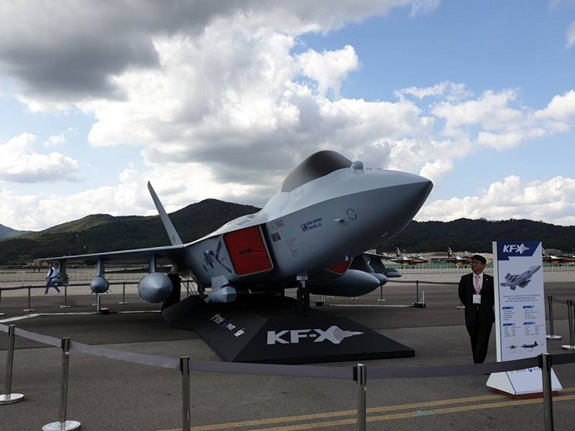 Hàn Quốc và tham vọng máy bay chiến đấu tương lai KF-X - Ảnh 1.