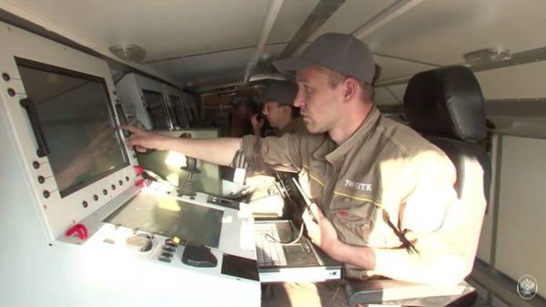 Robot Uran-9 Nga chính thức thực chiến ở Syria: Bước ngoặt mới - Ảnh 5.