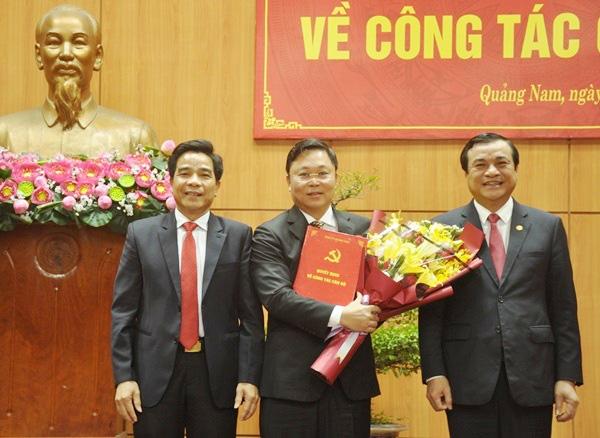 Triển khai các quyết định nhân sự của Ban Bí thư Trung ương Đảng - Ảnh 3.