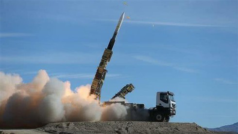 """Iran cảnh báo 20.000 tên lửa sẽ """"nhấn chìm"""" căn cứ quân sự Mỹ trong """"biển lửa - Ảnh 3."""