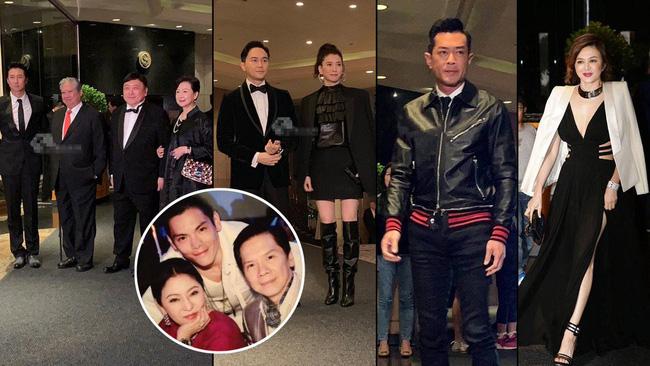 Bố chồng tình cũ Phùng Thiệu Phong: Từ diễn viên ít tên tuổi bên cạnh Châu Nhuận Phát tới ông trùm xã hội đen khiến cả giới giải trí Hoa ngữ khiếp sợ - Ảnh 6.