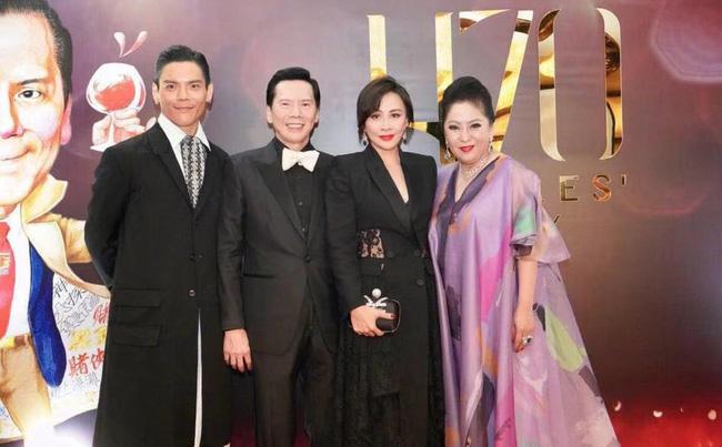 Bố chồng tình cũ Phùng Thiệu Phong: Từ diễn viên ít tên tuổi bên cạnh Châu Nhuận Phát tới ông trùm xã hội đen khiến cả giới giải trí Hoa ngữ khiếp sợ - Ảnh 8.