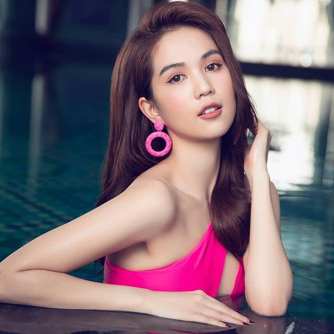 Ngọc Trinh tặng bikini cũ cho Trang Trần - Ảnh 4.