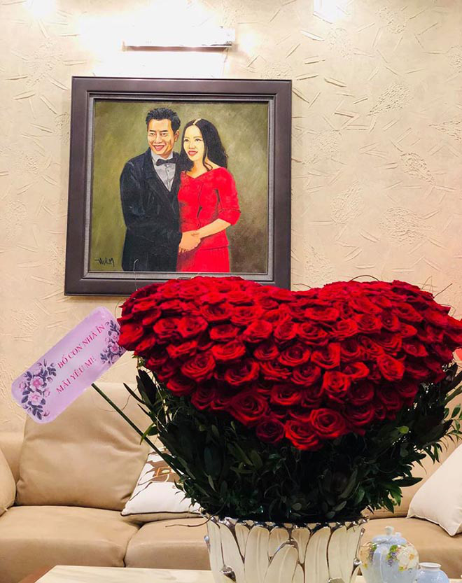Cuộc sống giàu có, thích nịnh vợ của người đàn ông quyền lực VTV6 - Ảnh 12.