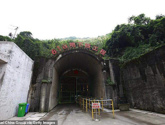 Giải mã thị trấn hạt nhân tối mật mang biệt danh 816 của Trung Quốc - Ảnh 1.