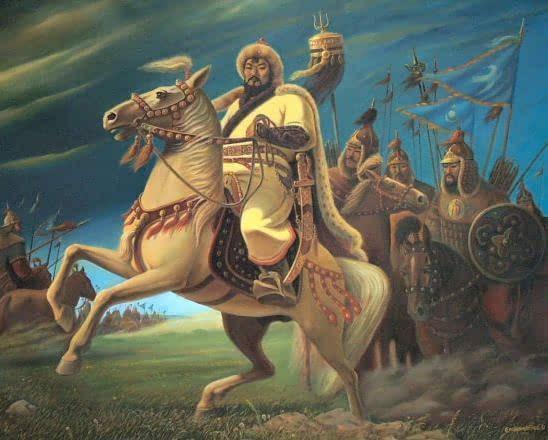 3 lý do khiến Thành Cát Tư Hãn không dám xâm lược Ấn Độ - Vùng đất mệnh danh đi dễ về khó - Ảnh 1.