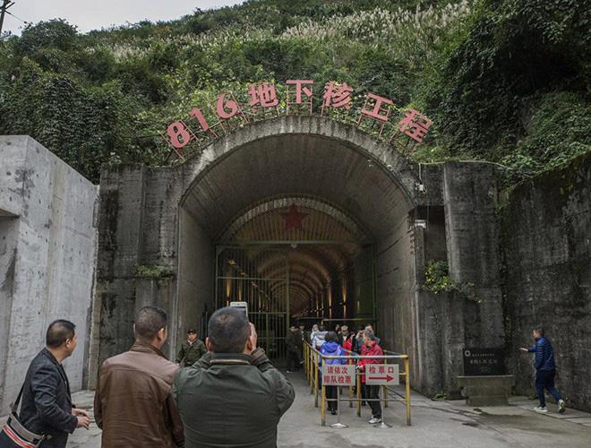 Giải mã thị trấn hạt nhân tối mật mang biệt danh 816 của Trung Quốc - Ảnh 15.