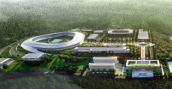 Trung Quốc định xây đập Tam Hiệp của vật lý hạt, sẽ tốn hàng tỷ USD nhưng nhiều người cho rằng không thiết thực - Ảnh 4.