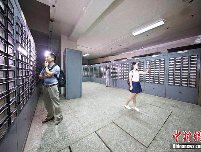 Giải mã thị trấn hạt nhân tối mật mang biệt danh 816 của Trung Quốc - Ảnh 5.