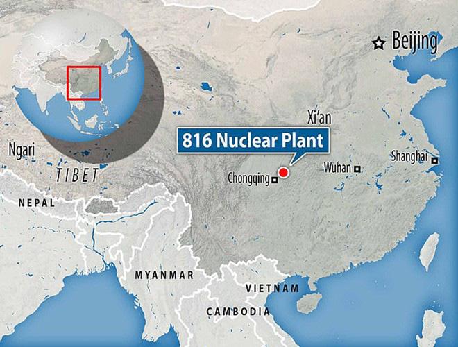 Giải mã thị trấn hạt nhân tối mật mang biệt danh 816 của Trung Quốc - Ảnh 10.
