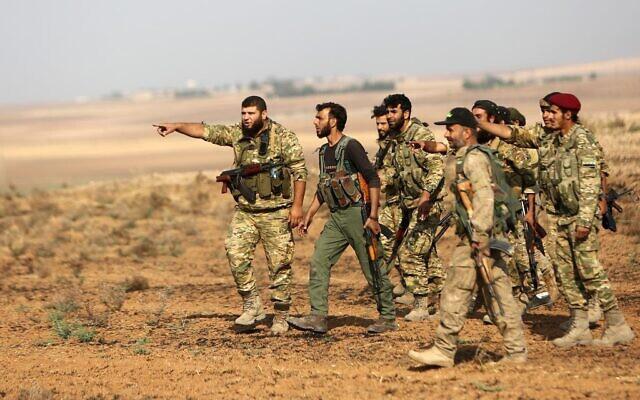 CẬP NHẬT: Lính người Nga tham chiến, Thổ quyết chơi lớn tung 3.400 phiến quân Syria vào Libya? - Ảnh 6.