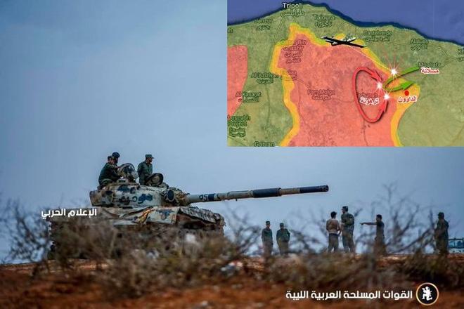 CẬP NHẬT: Lính người Nga tham chiến, Thổ quyết chơi lớn tung 3.400 phiến quân Syria vào Libya? - Ảnh 5.
