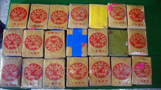 Ma túy dạt bờ biển các tỉnh miền Trung có nguồn gốc từ khu vực tam giác vàng - Ảnh 1.