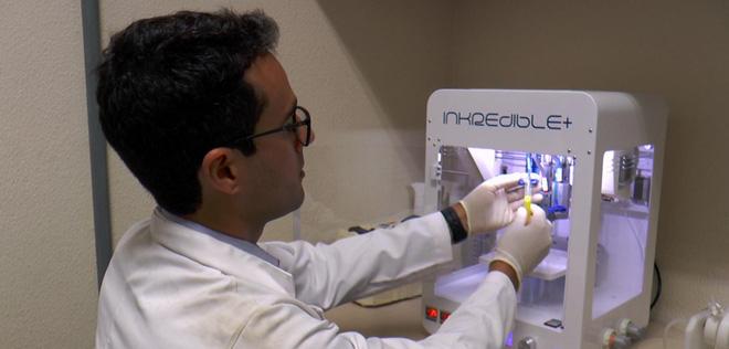 Những lá gan được in 3D sinh học sẽ tạo ra cuộc cách mạng trong lĩnh vực cấy ghép nội tạng - Ảnh 1.