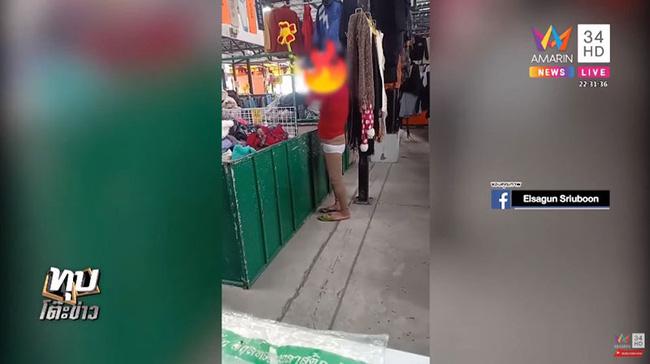 Đến cửa hàng quen, người phụ nữ thản nhiên thử nội y giữa thanh thiên bạch nhật khiến người bán ngỡ ngàng, phải đăng đàn hỏi ý kiến dân mạng - Ảnh 1.