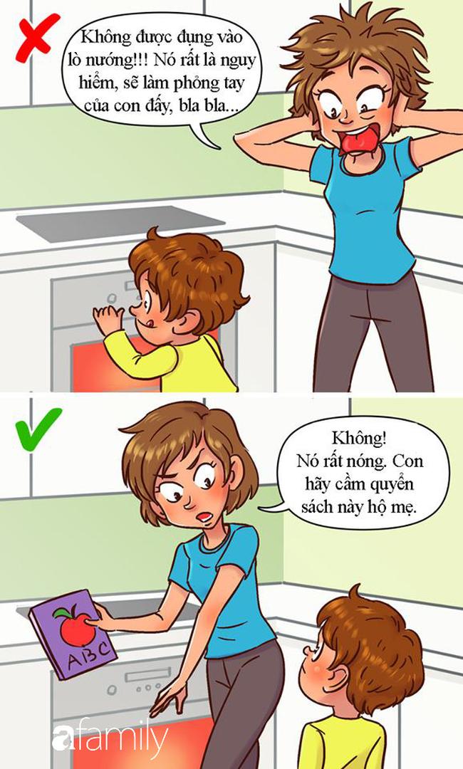 Không phải quát tháo hay đòn roi khi phạt con hư, bố mẹ hãy làm theo các chiến lược đơn giản mà hiệu quả sau đây - Ảnh 1.