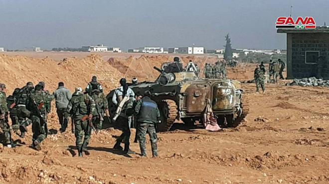 CẬP NHẬT: Lính người Nga tham chiến, Thổ quyết chơi lớn tung 3.400 phiến quân Syria vào Libya? - Ảnh 22.