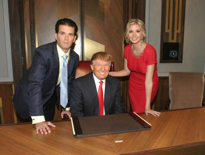 Gia đình nhà ông Donald Trump thay đổi như thế nào trong 10 năm qua? - Ảnh 1.
