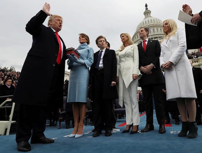 Gia đình nhà ông Donald Trump thay đổi như thế nào trong 10 năm qua? - Ảnh 11.