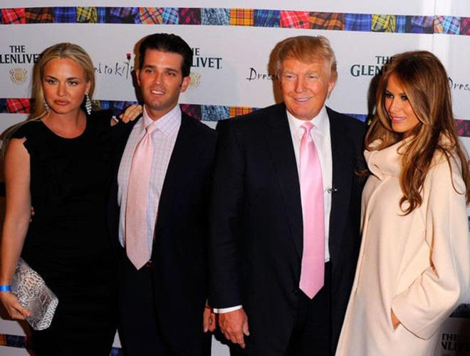 Gia đình nhà ông Donald Trump thay đổi như thế nào trong 10 năm qua? - Ảnh 4.