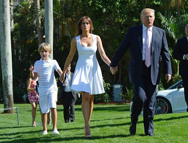 Gia đình nhà ông Donald Trump thay đổi như thế nào trong 10 năm qua? - Ảnh 6.