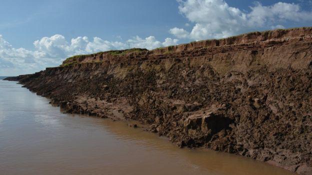 Sông Mekong bị bức tử: Hàng trăm km sông lùn đi vài mét, thảm họa đang tới rất gần? - Ảnh 5.