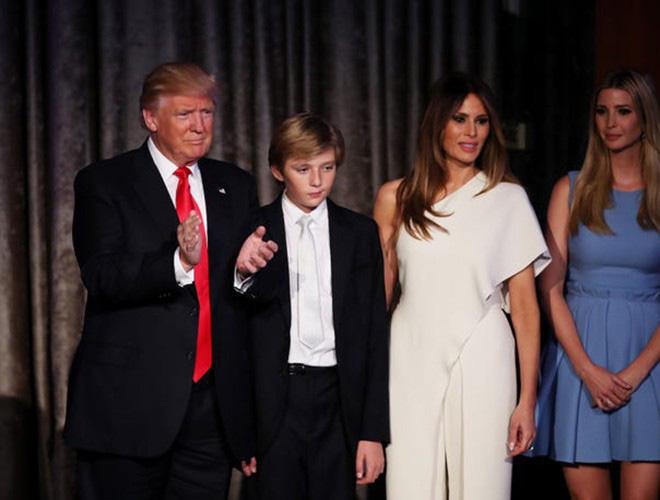 Gia đình nhà ông Donald Trump thay đổi như thế nào trong 10 năm qua? - Ảnh 9.