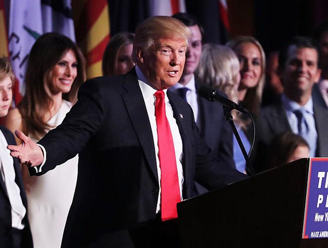 Gia đình nhà ông Donald Trump thay đổi như thế nào trong 10 năm qua? - Ảnh 10.
