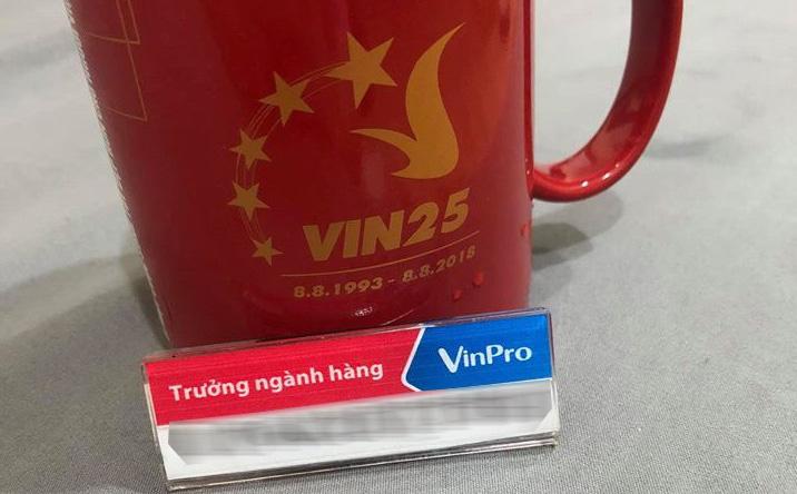 Nhân viên VinPro: Cảm ơn rất nhiều và chào tạm biệt