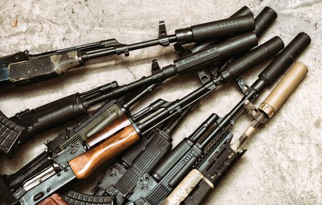 Súng trường tấn công cái chết thầm lặng: Khám phá vũ khí tối mật của đặc nhiệm Nga - Ảnh 3.