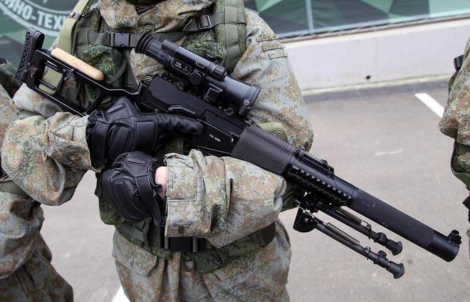 Súng trường tấn công cái chết thầm lặng: Khám phá vũ khí tối mật của đặc nhiệm Nga - Ảnh 8.
