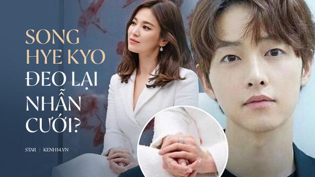 Rộ tin đồn Song Hye Kyo quay lại với Song Joong Ki nhưng nguồn tin thân cận lại có phản ứng trái ngược - Ảnh 1.