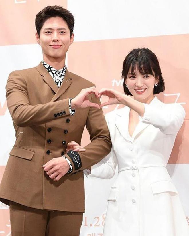 Song Hye Kyo đang ở đâu giữa lúc cả châu Á đang ầm ĩ hết đồn cô ngoại tình lại đến tái hợp với Song Joong Ki? - Ảnh 7.