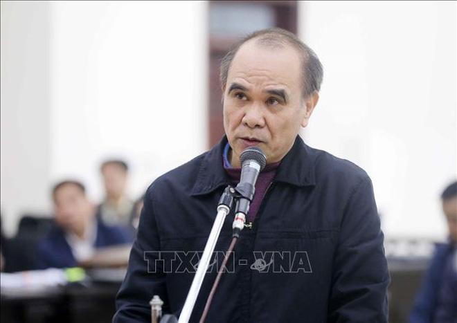 Cựu TGĐ MobiFone Cao Duy Hải: Đau xót khi nói lời sau cùng trước tòa mà không phải lời từ biệt về hưu - Ảnh 2.