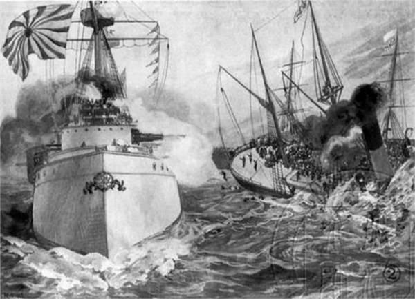Tàu sân bay Sơn Đông liên quan gì tới mối nhục hạm đội Trung Quốc bị Nhật vùi dập tan tác? - Ảnh 2.