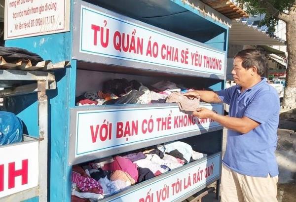 Sự thật đại gia tranh quần áo từ thiện với dân nghèo ở Đà Nẵng - Ảnh 3.