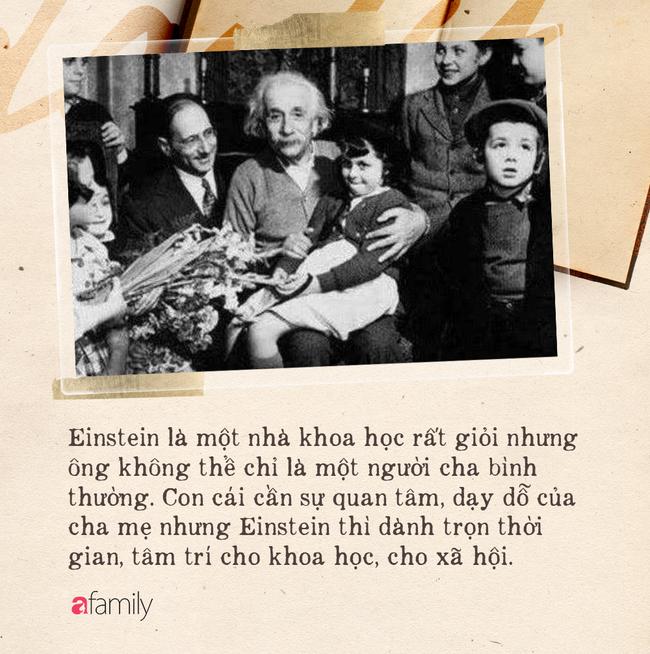 Cách giáo dục khắc nghiệt và lạnh lùng của Albert Einstein khiến con trai tới cuối đời vẫn oán hận: Có người cha thiên tài chẳng ích gì! - Ảnh 4.