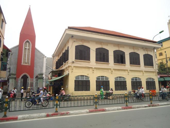 Những điểm lý tưởng đón Giáng Sinh, Noel tại Hà Nội và TP HCM - Ảnh 7.