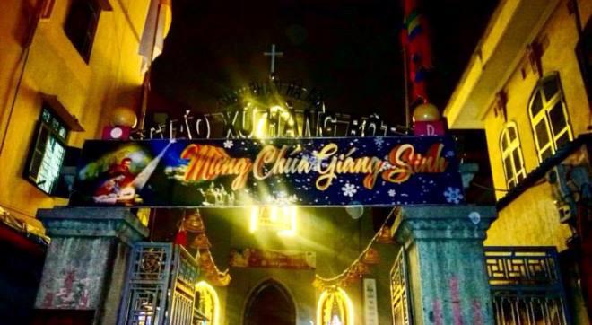Những điểm lý tưởng đón Giáng Sinh, Noel tại Hà Nội và TP HCM - Ảnh 8.